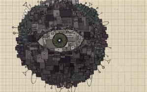 circle eye